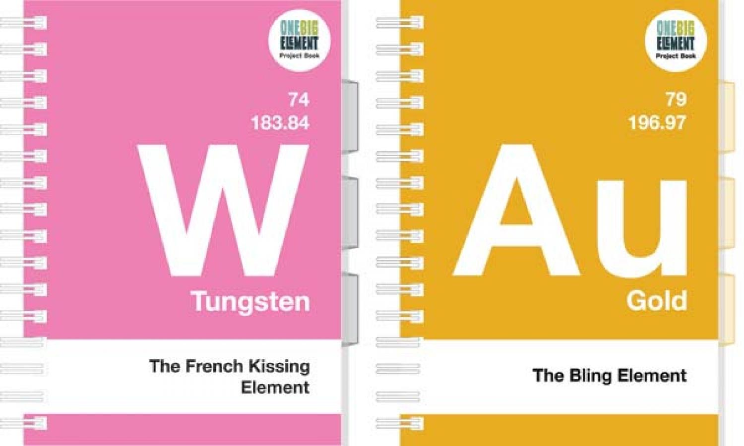 One Big Element A5 Project Book