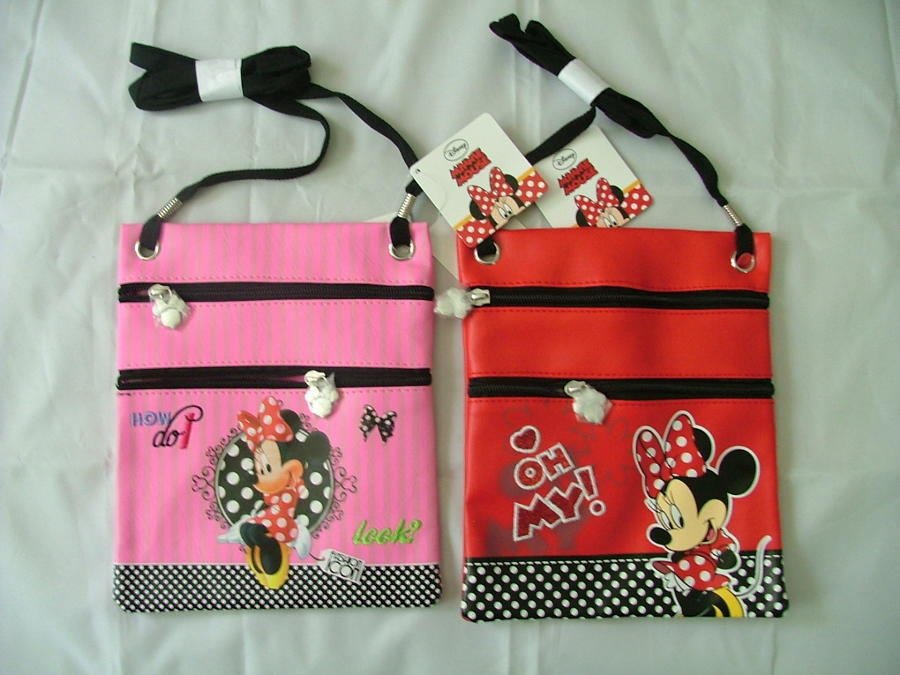 Minnie Mouse Fashion Shoulder Bag