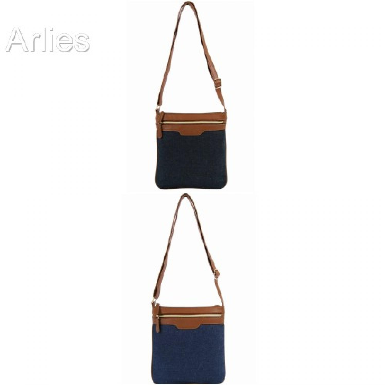 Denim - Ladies/Girls Crossbody Bag/ Handbag
