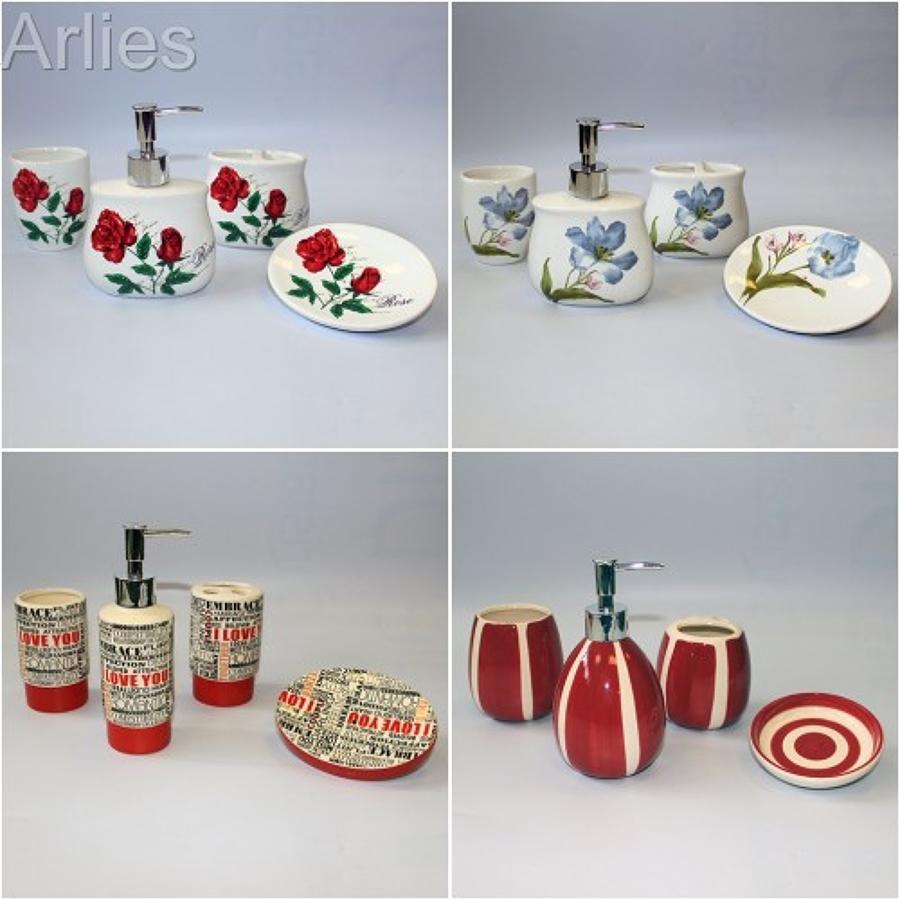 Ceramic Bathroom Sets