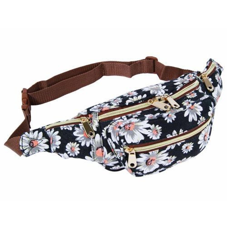 Daisy Flower Bum Bags
