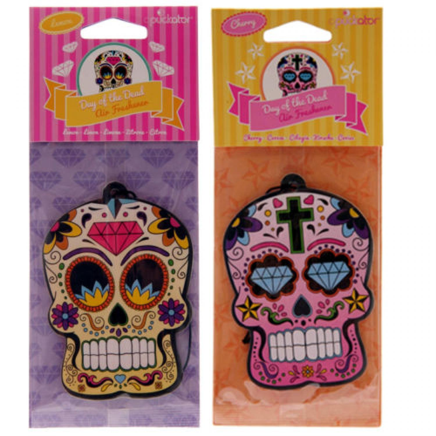 Air Fresheners - Day of the Dead