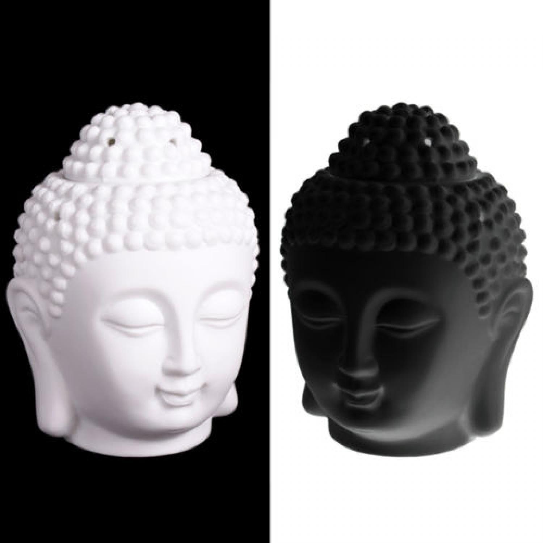 Thai Buddha Head Oil Burner