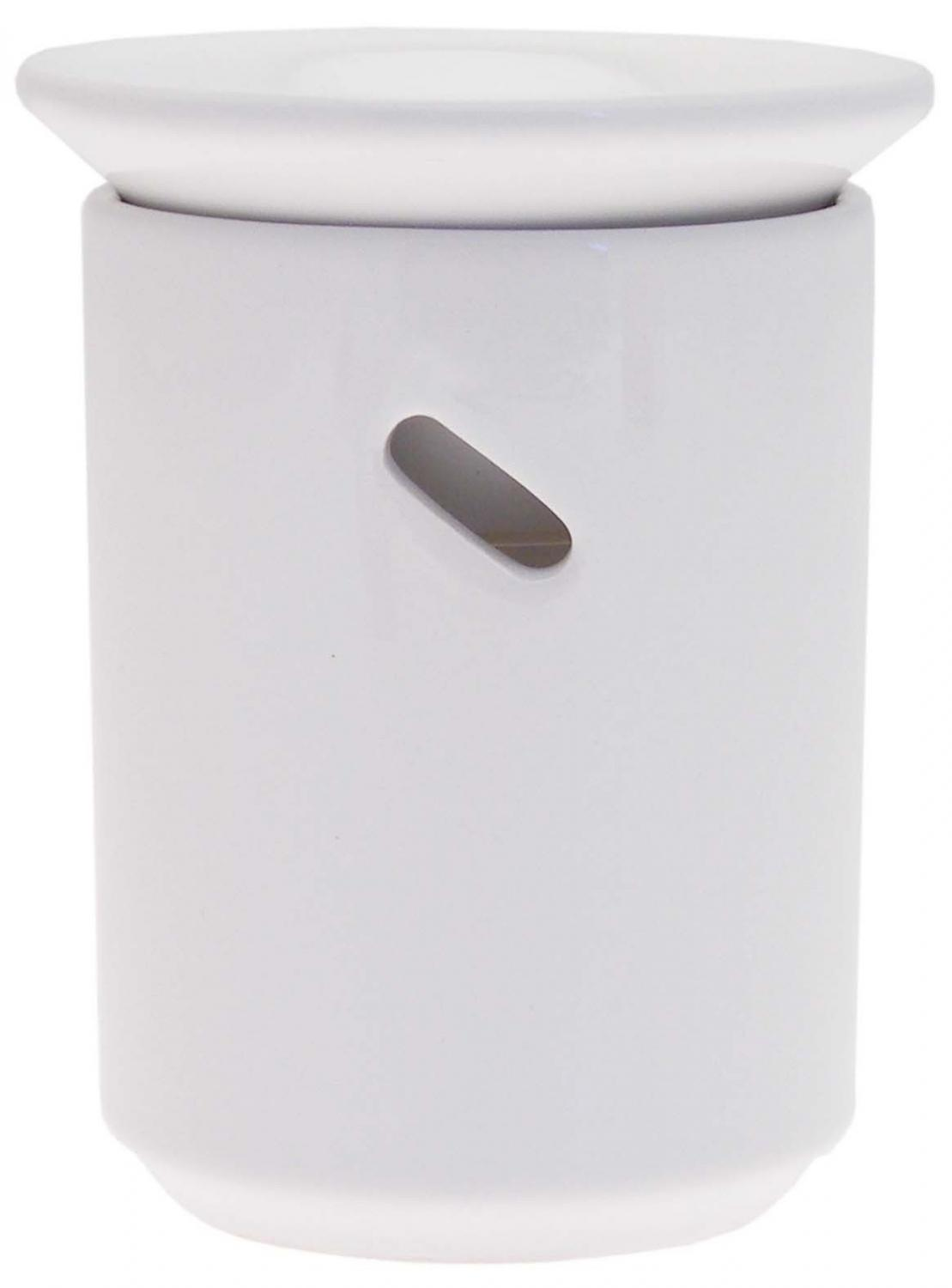 White Deep Well Oil Burner