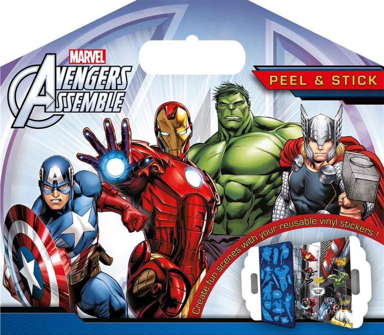 Peel & Stick - Avengers Assemble