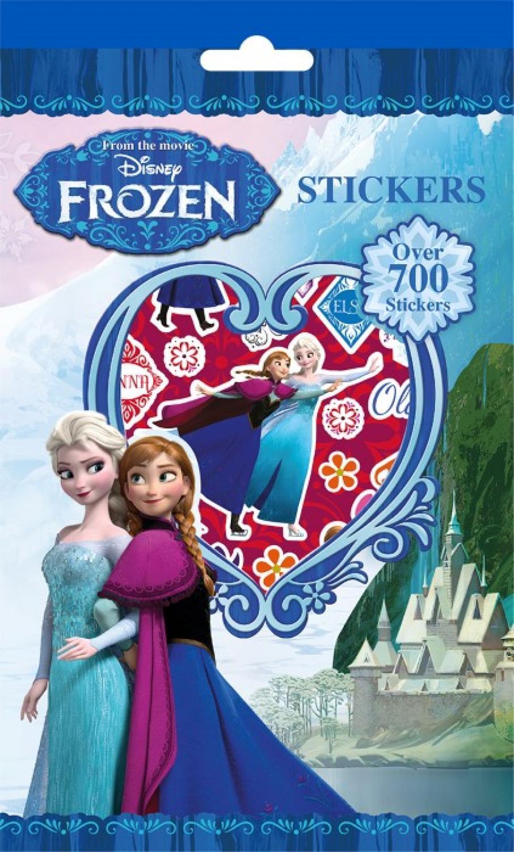 700 Stickers