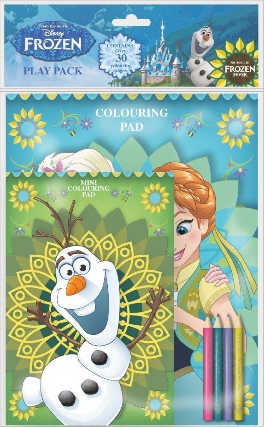 Play Pack - Frozen Fever