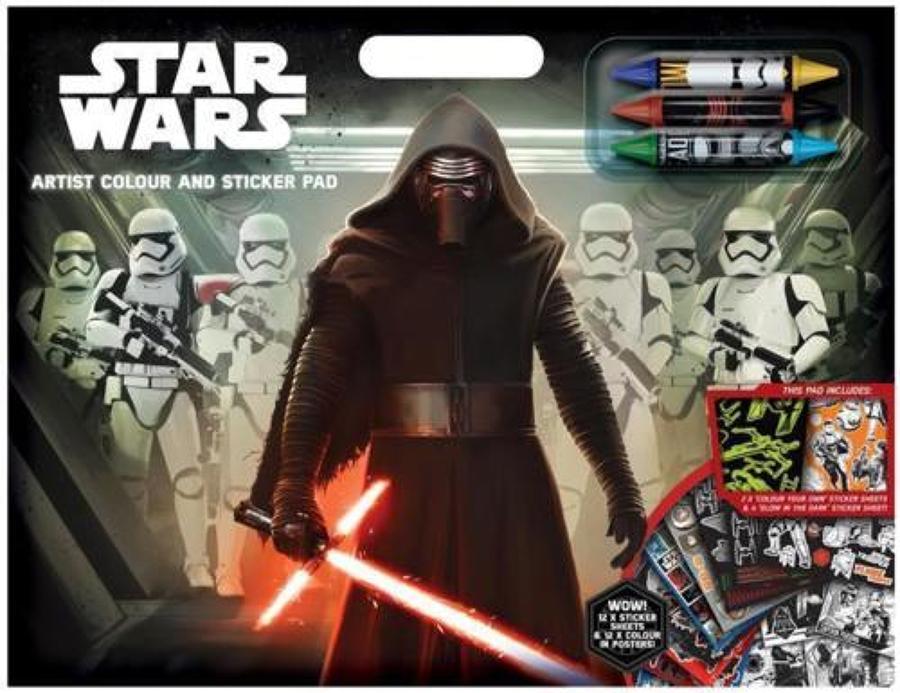 Star Wars Artist Pad