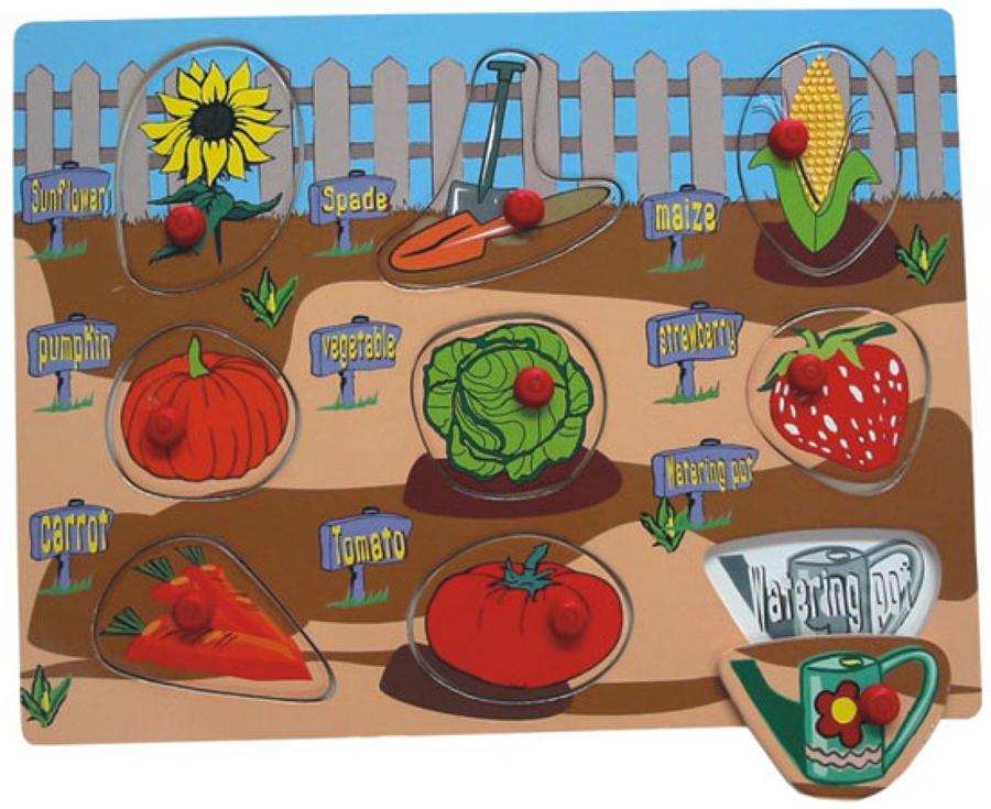 Garden Cartoon - PZD60