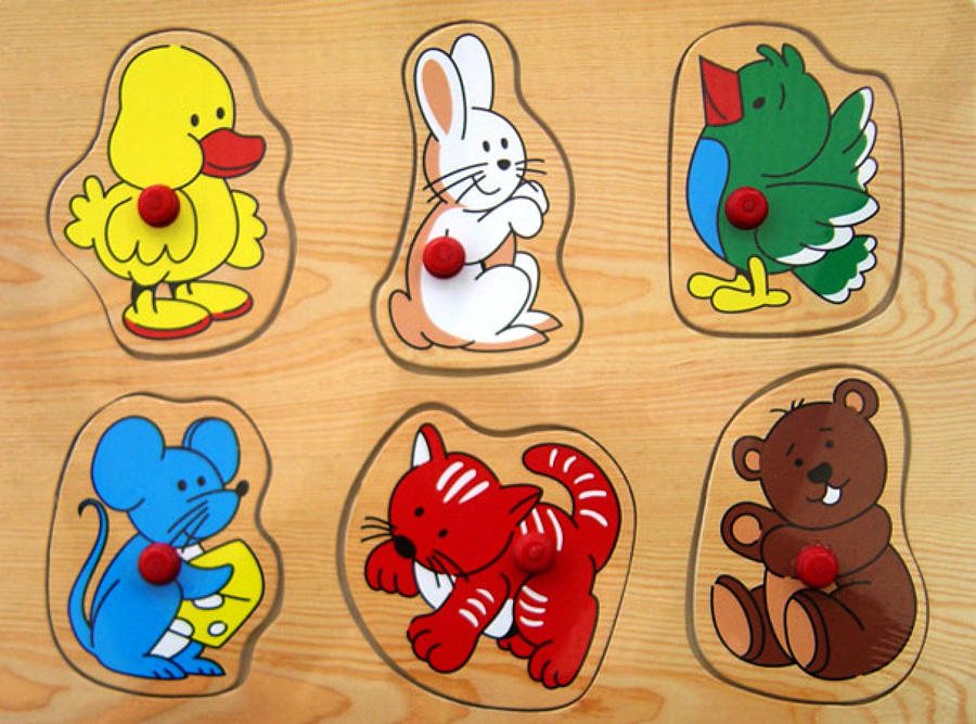 Cartoon Animal - PZD85