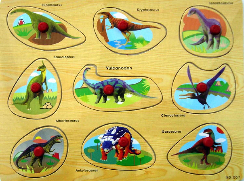 Dinosaur Collection - PZD57