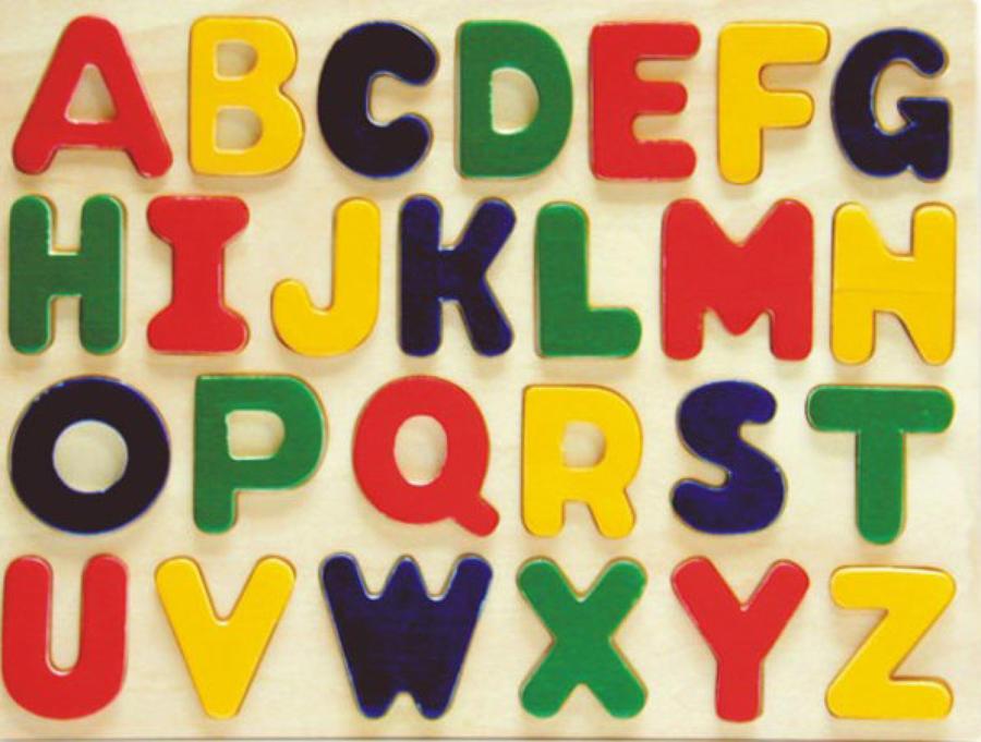Alphabet - PZD115