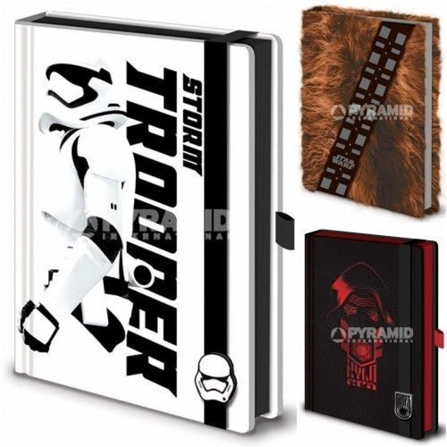 Star Wars A5 Premium Notebook Collection