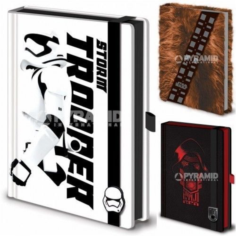 Star Wars A5 Premium Notebook Collection