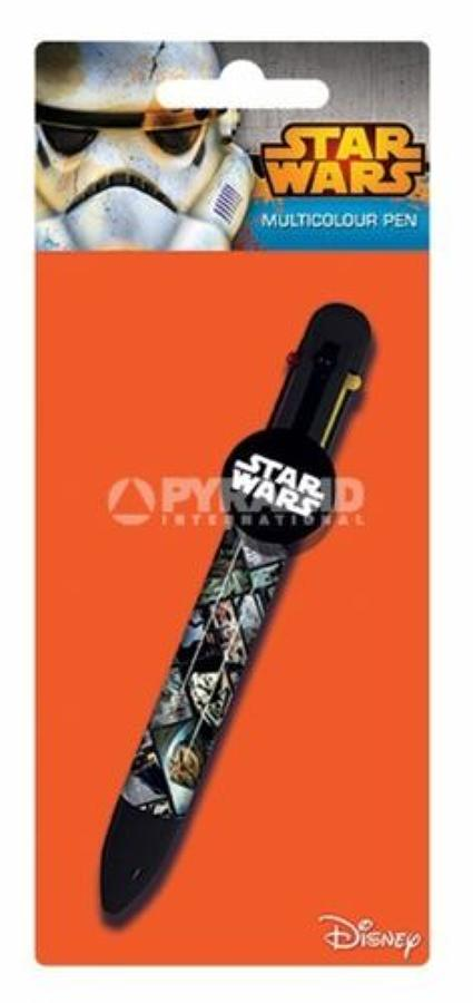 Star Wars Multi-Colour Pen