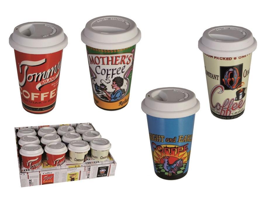 Nostalgic Coffee Themed (Large)