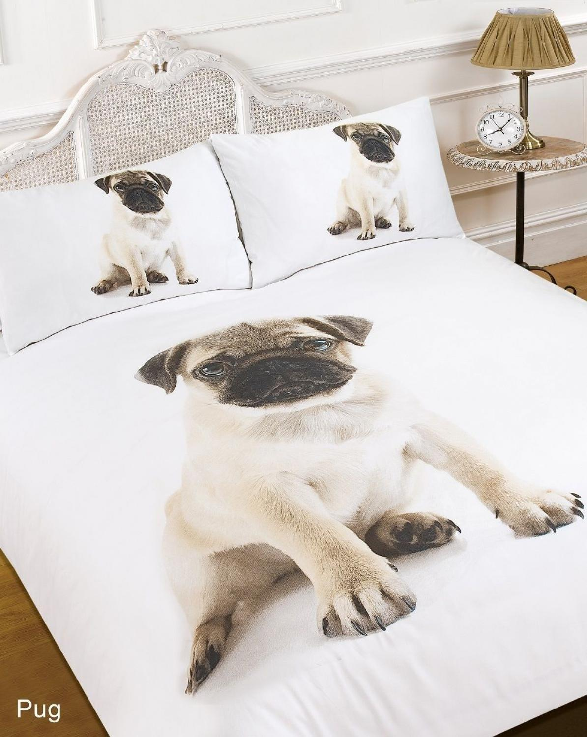 Sole Pug Duvet Sets