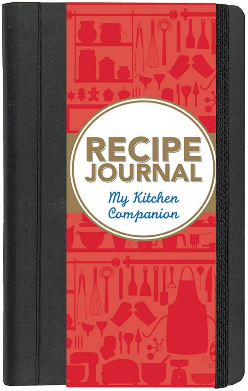Kitchen Companion Recipe Journal