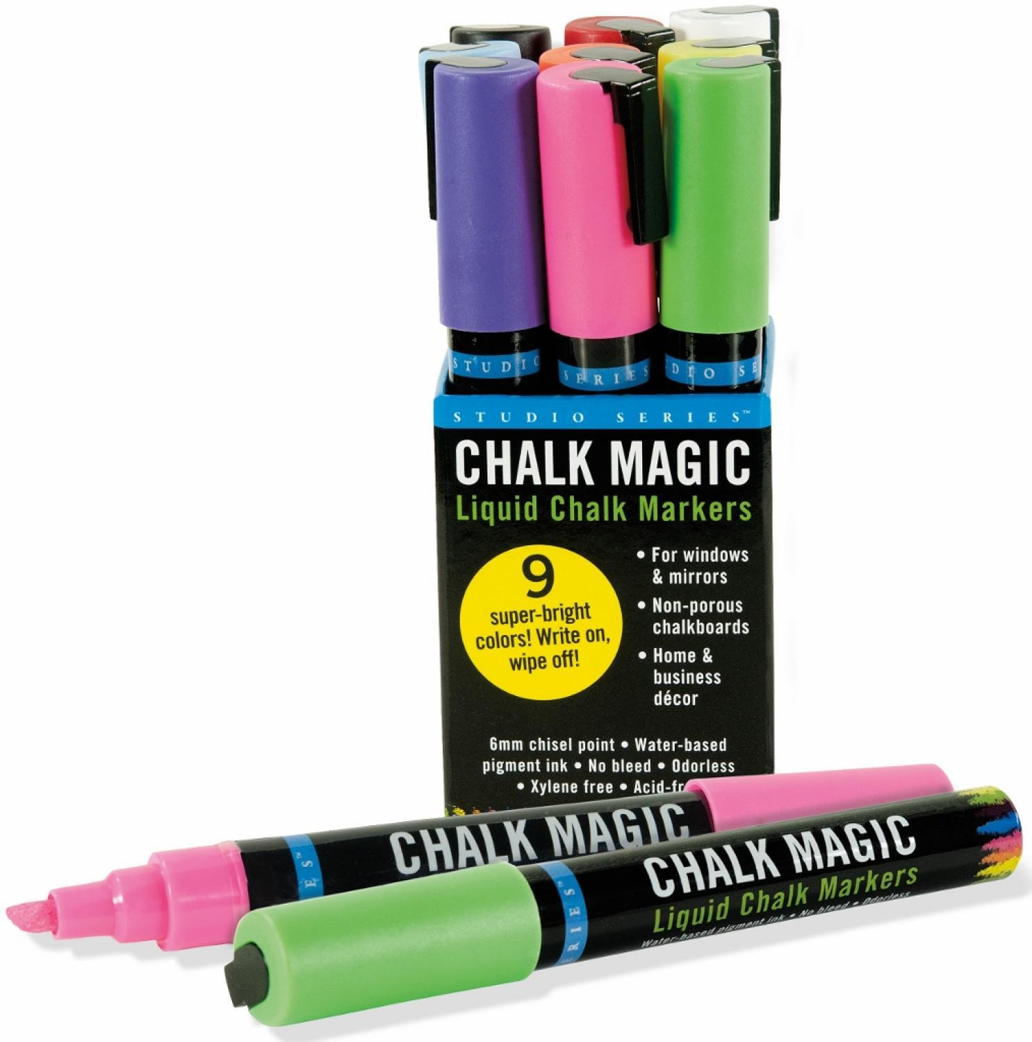 Chalk Magic Liquid Chalk