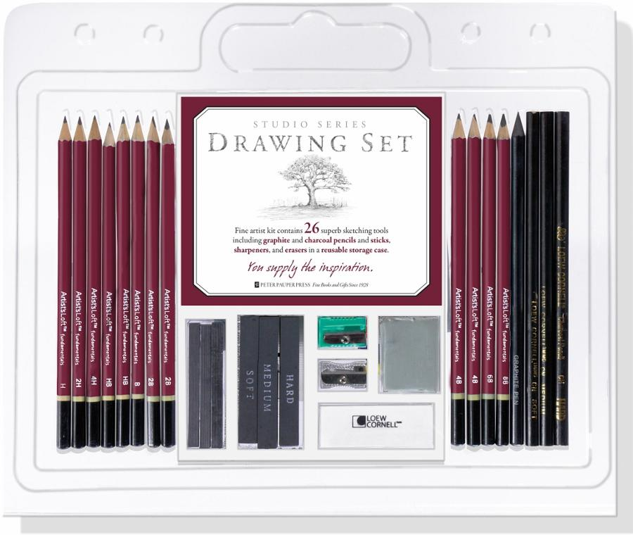 Studio Series Drawing Set