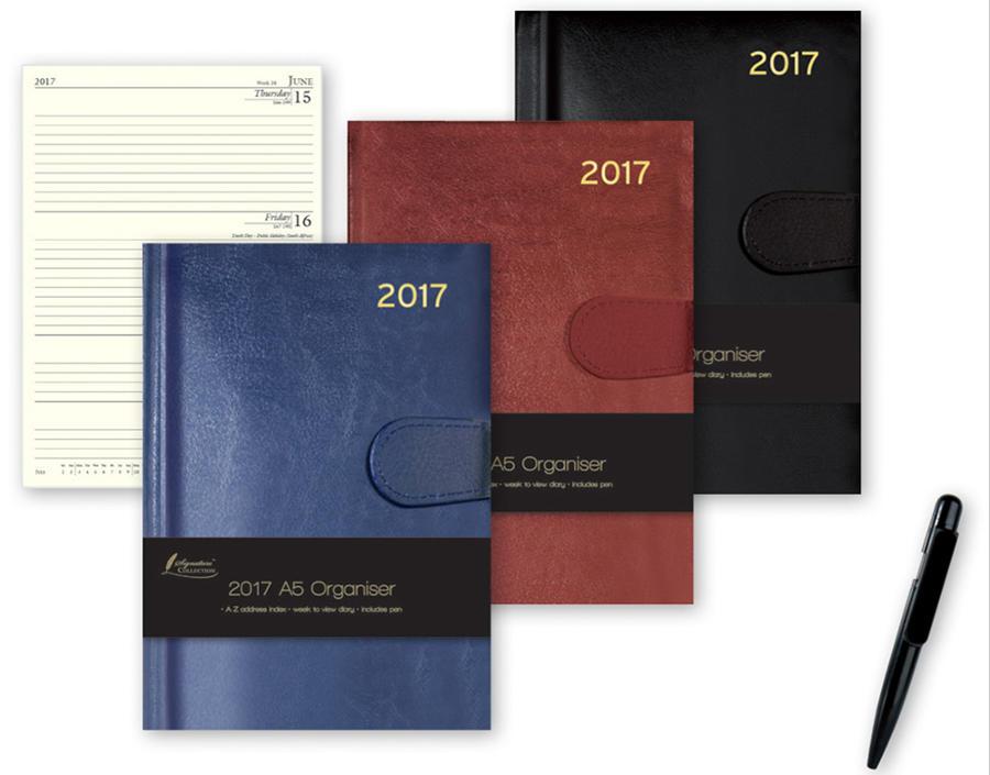 Personal Organiser Diary