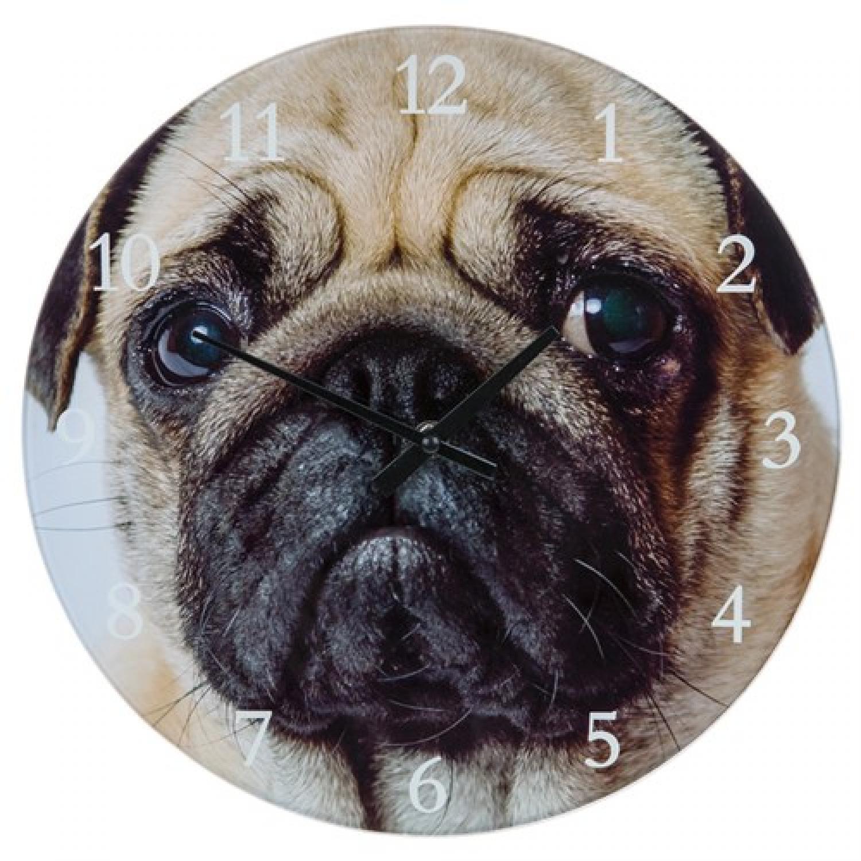 Visage Small Clock