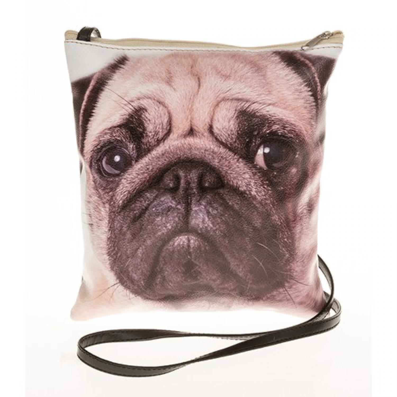 Visage Shoulder Bag
