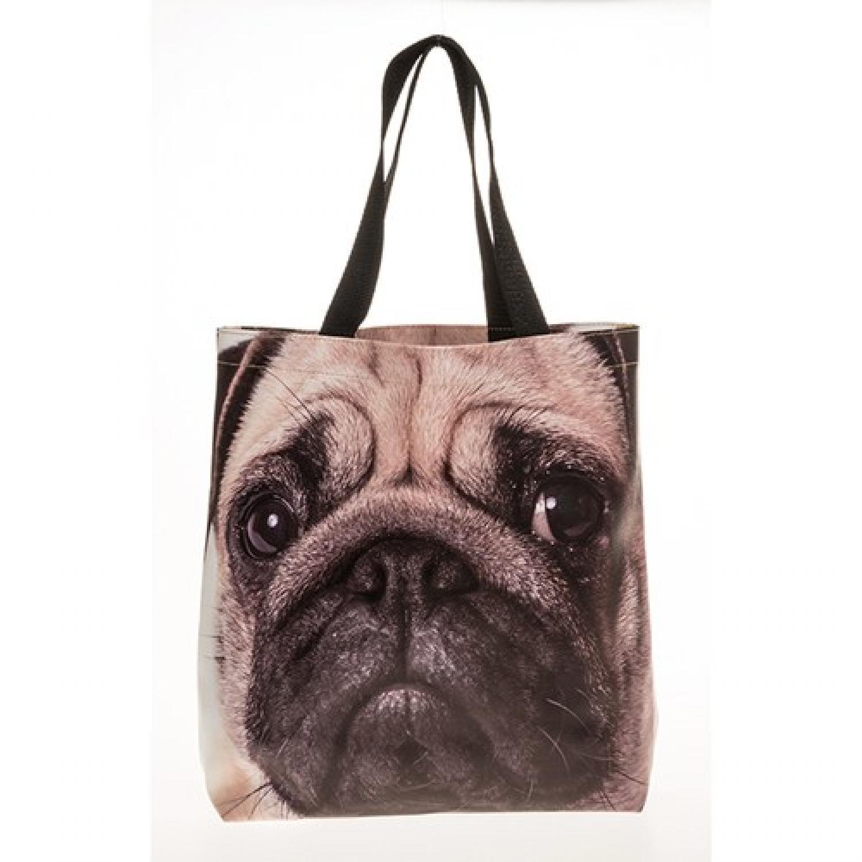 Visage Supermarket Bag