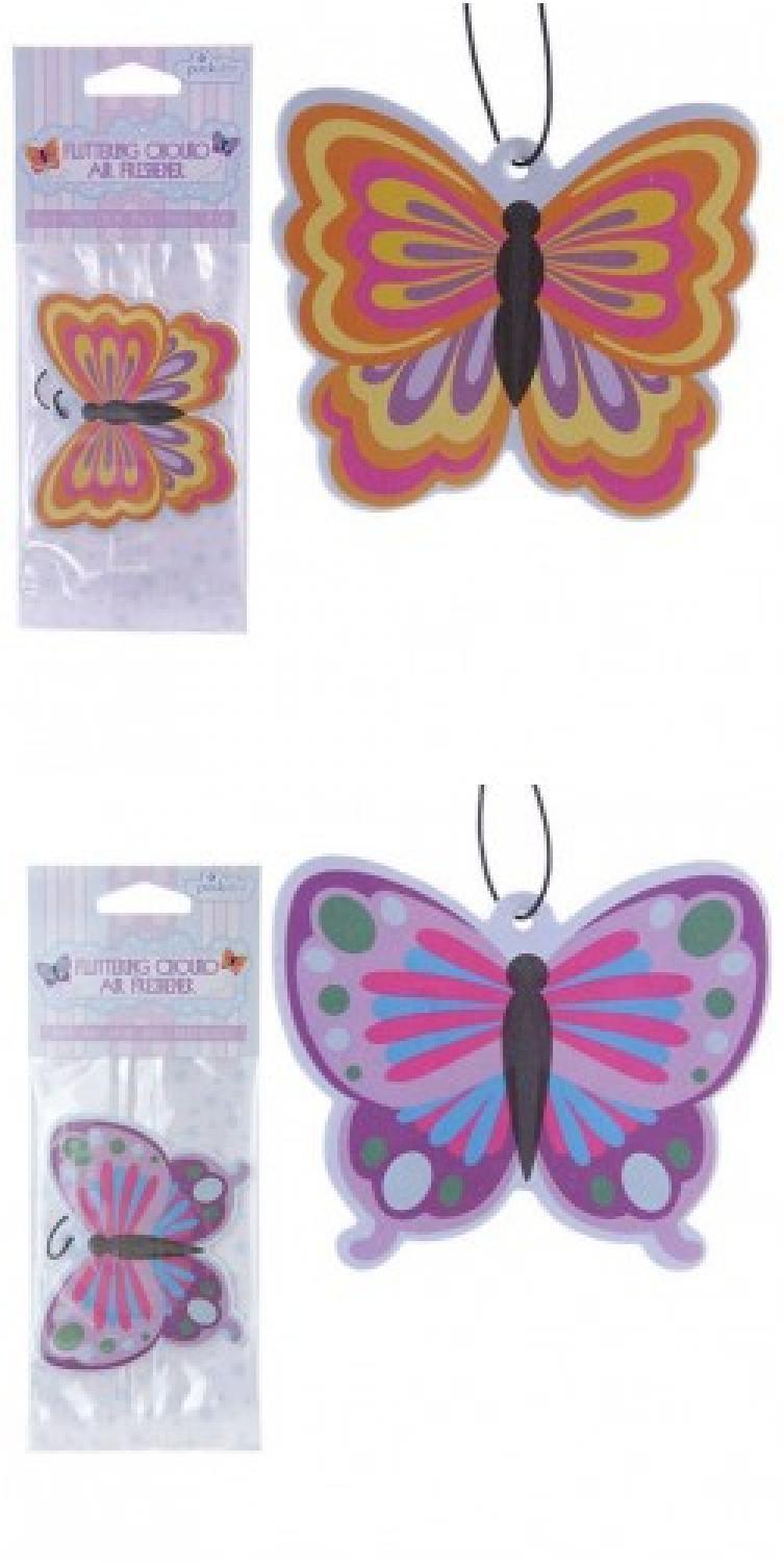Butterfly Air Fresheners