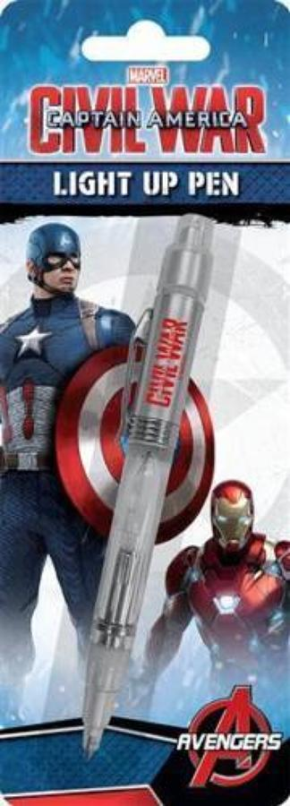 Captain America Civil War Light-Up Pen