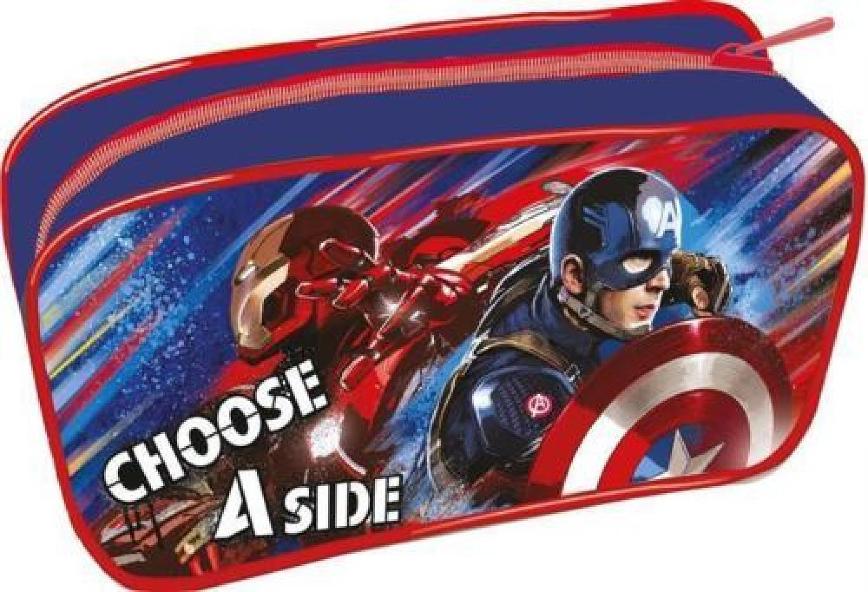 Captain America Civil War Pencil Case