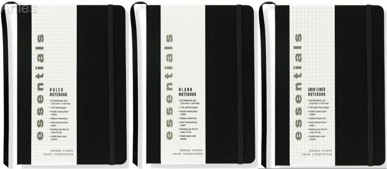 Peter Pauper Essentials Notebooks