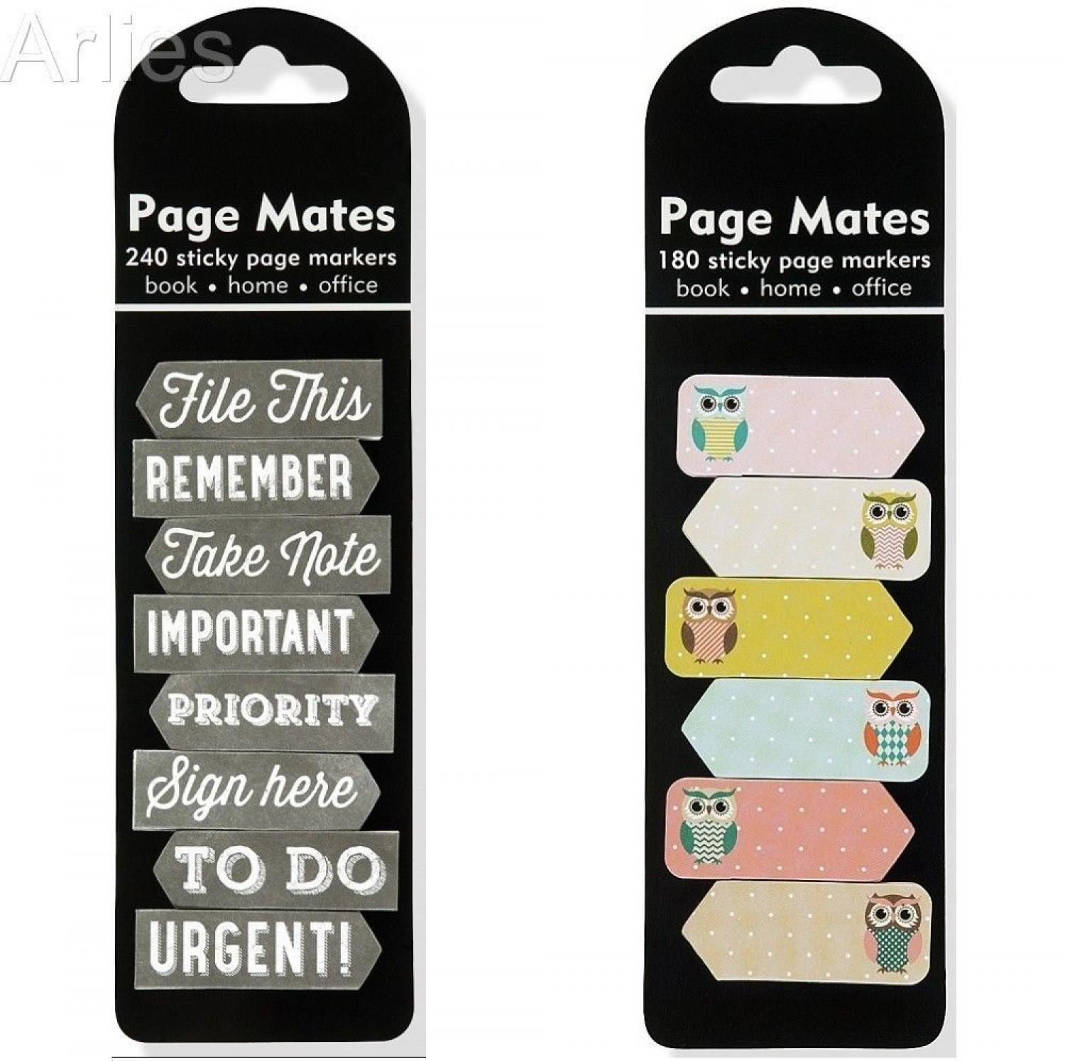 Page Mates Sticky Notes