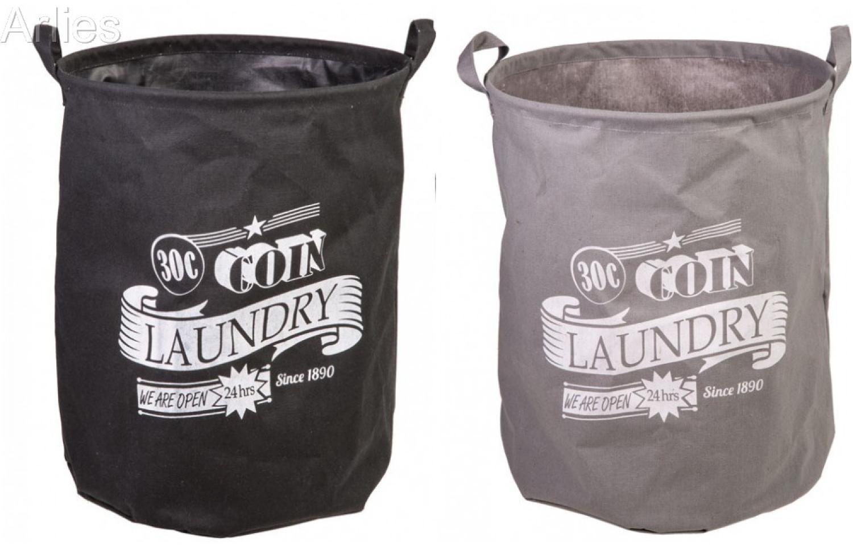 Vintage Style Laundry Bag
