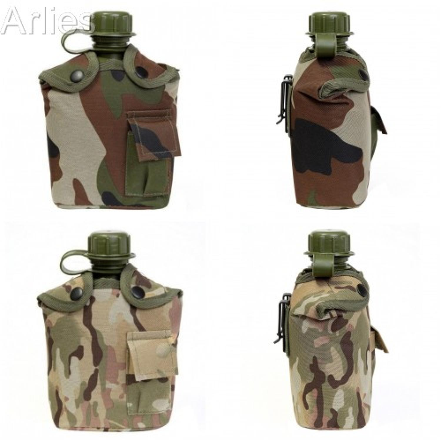 Kids Army Water Bottles