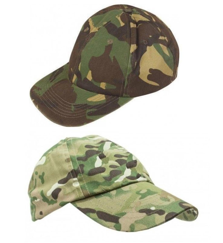 Kid's Camouflage Cap