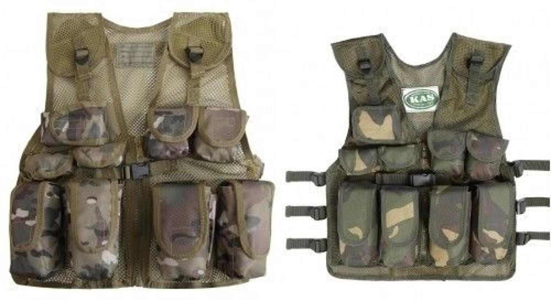 Kids Army Assault Vest
