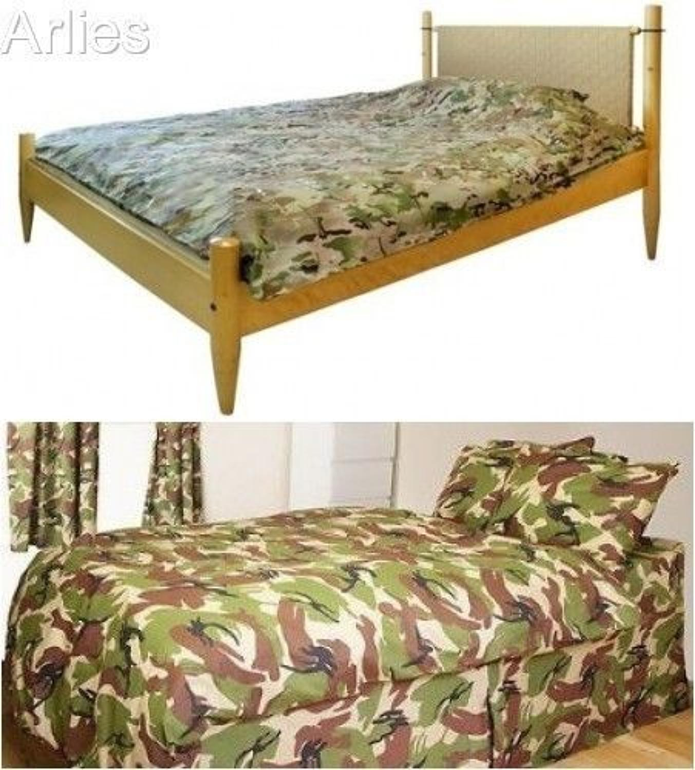 Kids Camouflage Bedding Set