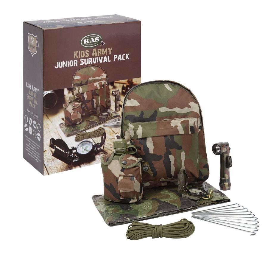 Army Junior Survival Pack