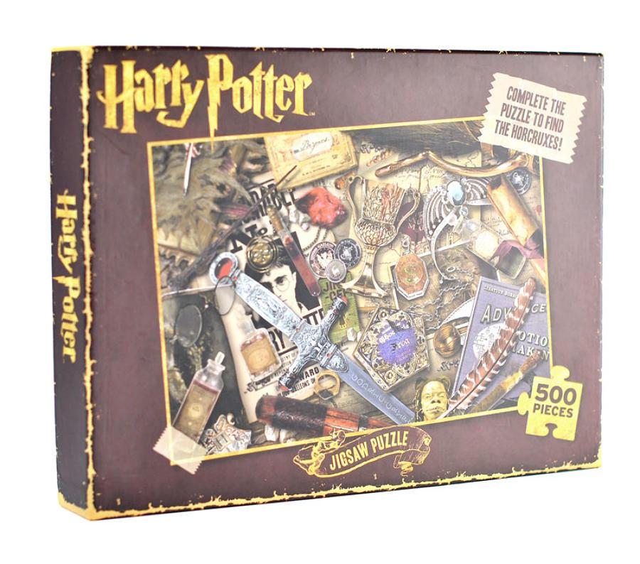 Harry Potter Horcrux 500 Piece Jigsaw Puzzle