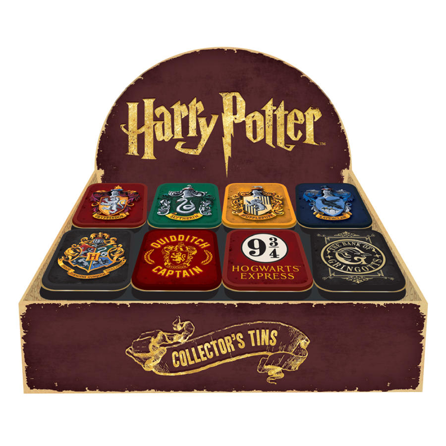 Harry Potter Potters Collector's Tins