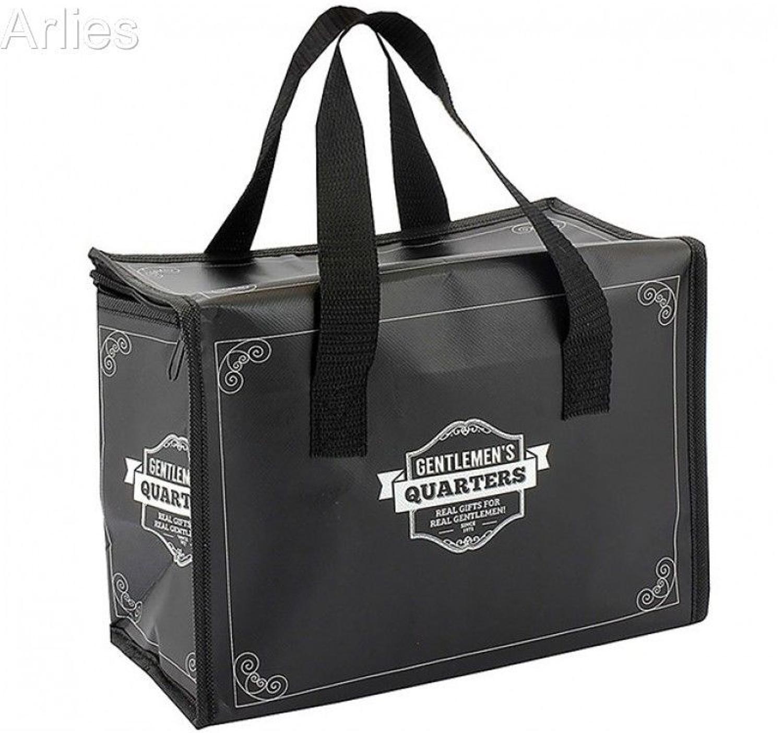 Gentlemen's Quarter Insulated Lunch Bag