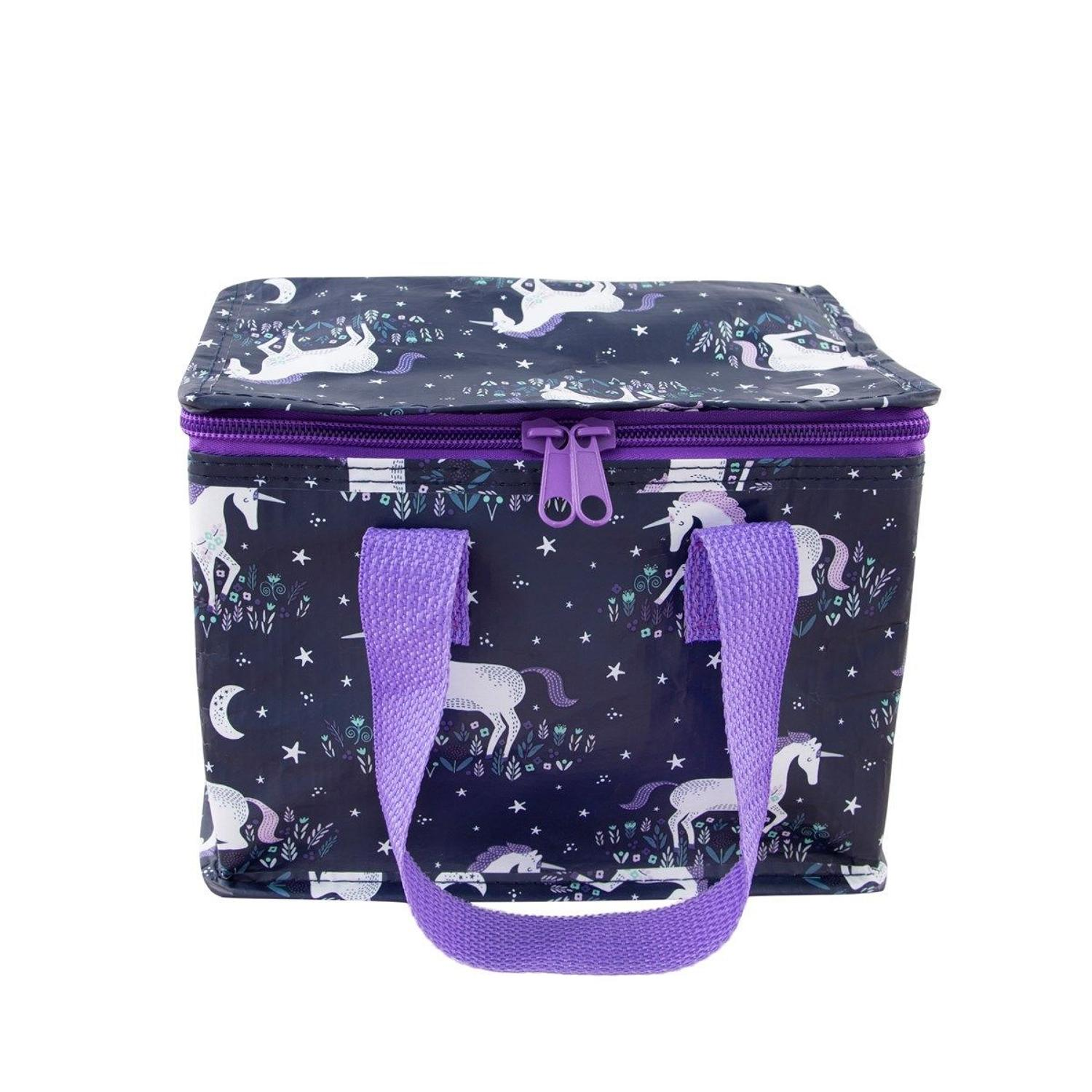 Starlight Unicorn Insulated Lunch Bag