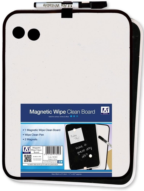 Magnetic Wipe Clean Board
